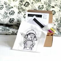 Kreatív alkotócsomag - Kislány