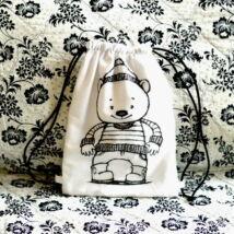 Gyerek hátizsák - medvés