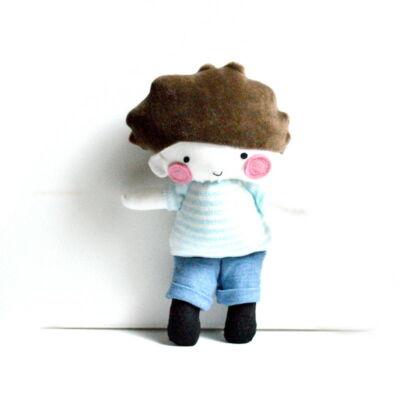 fiú textil baba