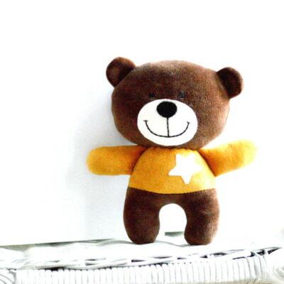 medve plüssfigura