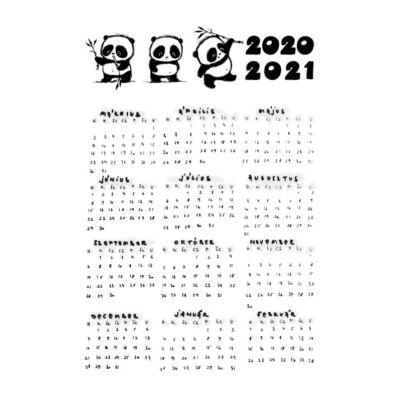 ingyenes naptár 2020
