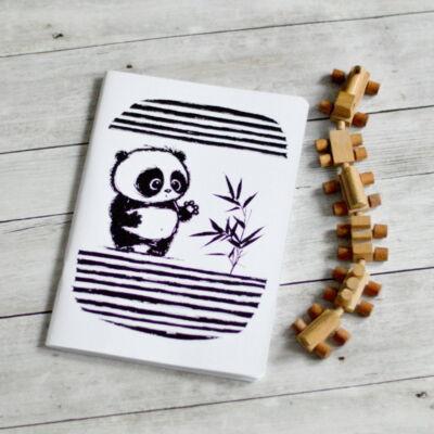 panda notesz
