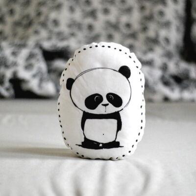pandás párna
