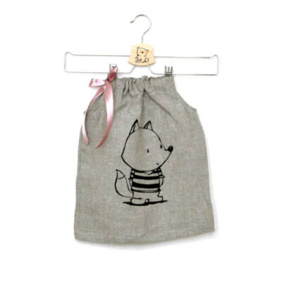 lenvászon ruha